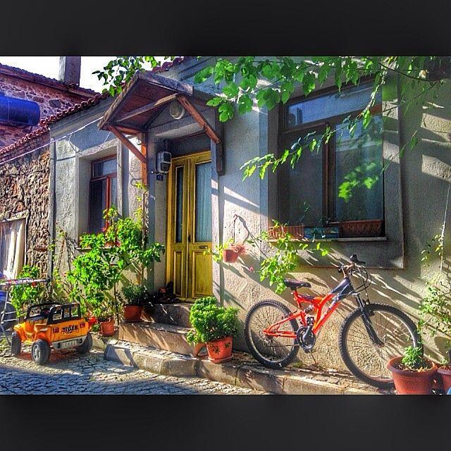 """""""Renkler#yaz #summer #bozcaada #rummahallesi #turkiye #canakkale"""""""