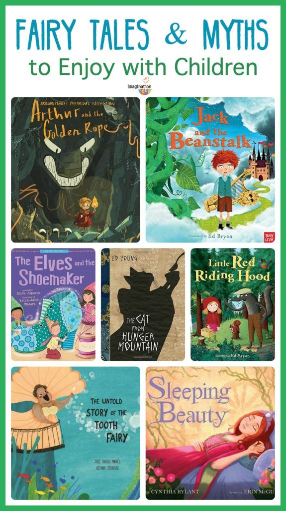 Summer Reading 2020.Lovely Fairy Tales And Myths To Enjoy With Children Fairy