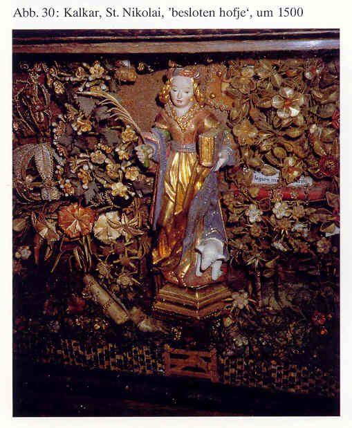 "From the fabulous ""Medieval Silke Flowers"" site: roxelana.com/..."