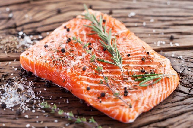 2 Easy Ways To Cook Frozen Salmon Without Thawing It First Livestrong Com Cooking Salmon Cook Frozen Salmon Frozen Salmon
