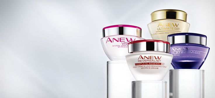 The Anti-Aging Pioneer - Anew pioneers transformative, anti-aging skin care breakthroughs to help women look years younger.  Avon Anew Any 2 For $40, buy at snalley.avonrepresentative.com