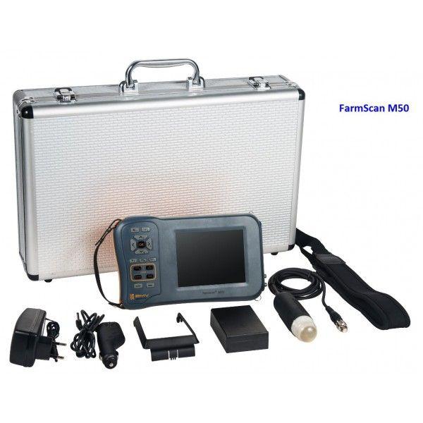 FarmScan M50-VET ultrazvuk - Kozmetické,lekárske,veterinárne prístroje,infra kúrenie...