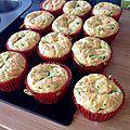 Muffins aux légumes au Companion Moulinex (ou pas)