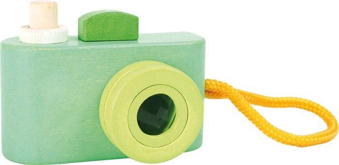 Holzspielzeug - Holzkamera Speilzeug Kamera - ein Designerstück von ZimmerNo13 bei DaWanda