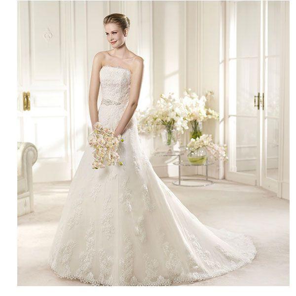 San Patrick Wedding Gown - Costura 2013 - Ambrosia