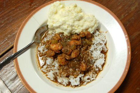 Shrimp Stew bayou style!