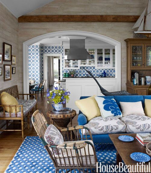 752 best blue rugs images on pinterest interiors living for Ann wolf interior decoration