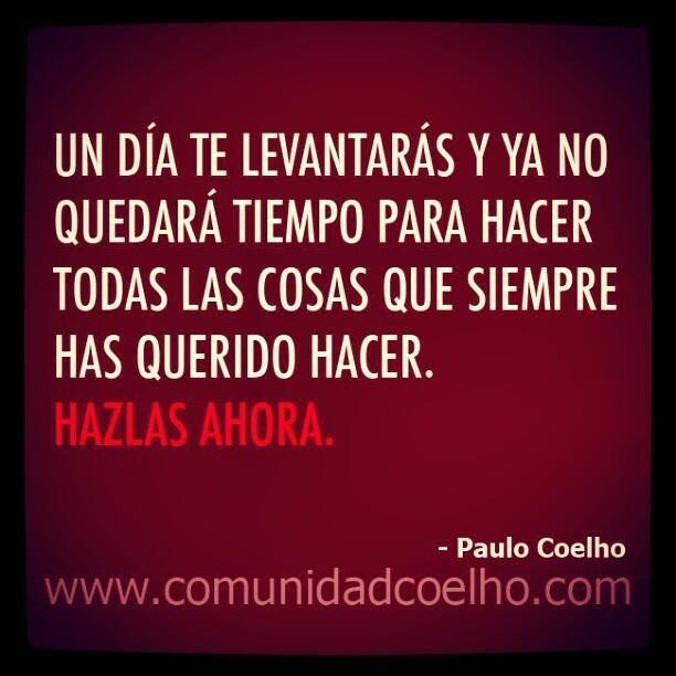 #GrandesVerdades #SabiasPalabras - www.instagram.com/comunidadcoelho | @Paulo Fernandes Fernandes Fernandes Coelho #PauloCoelho