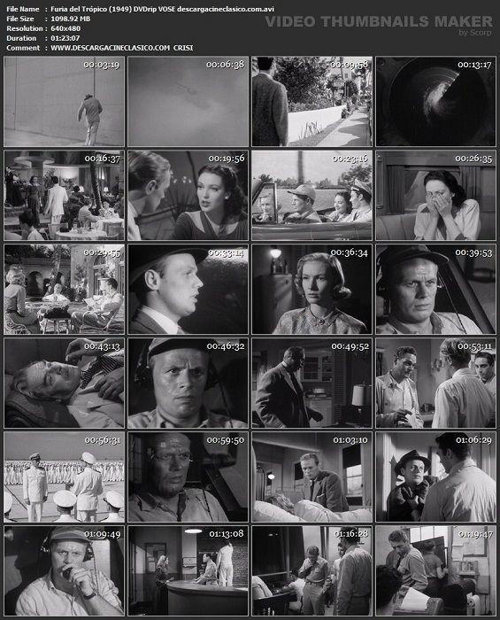 Captura Slattery's Hurricane (1949)