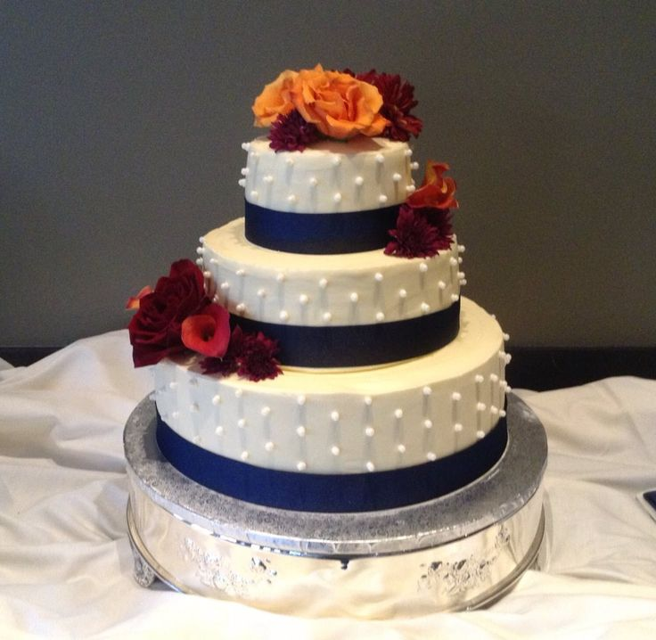 navy blue and orange wedding cakes 308 best trifles wedding cakes images on 17756