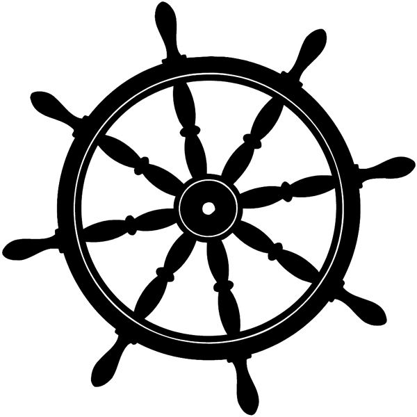 clipart ship steering wheel - photo #18