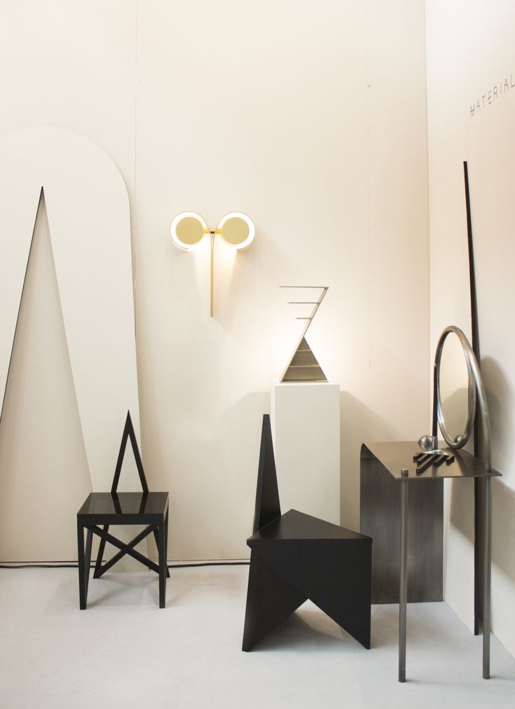 Geometry is GOD by Material Lust | Interior ...