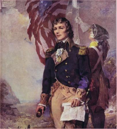 Tadeusz Kosciuszko at West Point