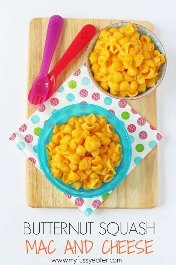 12 best recipes james images on pinterest baby foods children sneak some veggies into your kids meal with this delicious butternut squash mac and cheese recipe forumfinder Choice Image