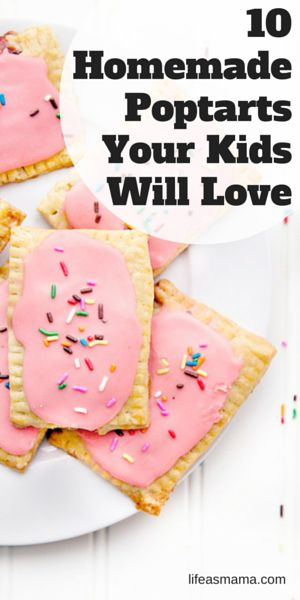 Store-bought poptarts are fantastic on-the-go treats that are great for busy morning breakfasts and after school snacks. If your family goes particularly crazy over the toasted treats, you may be happy to learn that you can create them all on your own in your kitchen with very little effort.