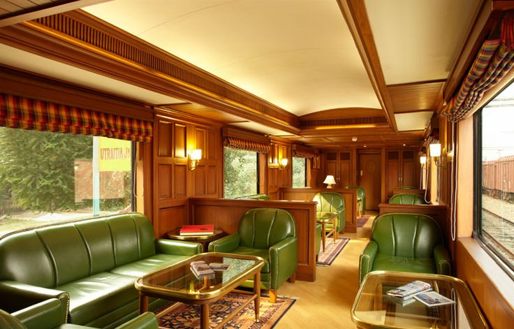 Maharajas Express the most expensive train in the world. A single day travelling charge is more than $3000 or 2 Lacs INR.