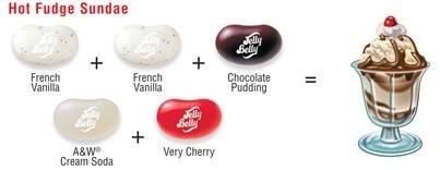 Hot Fudge Sundae Jelly Belly Recipe