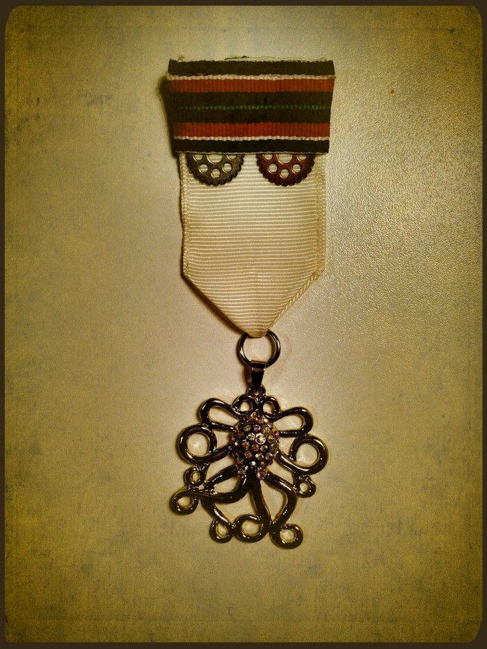 Octopus medal