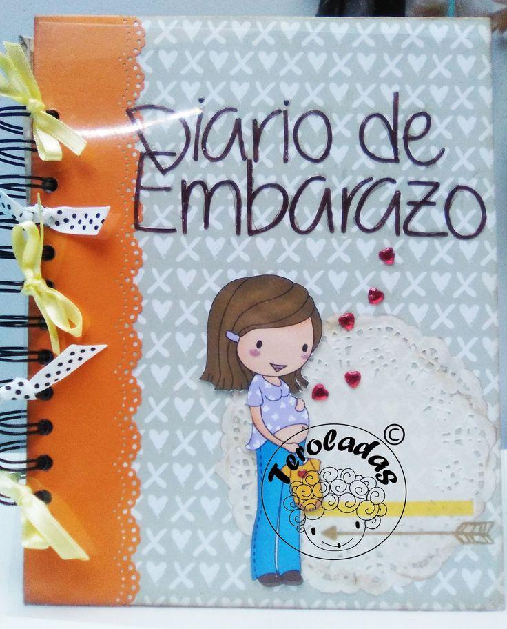 DIY: DIARIO DE EMBARAZO