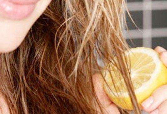 lemon-hair-care-tips | DIY Natural Hair Highlighting Treatment