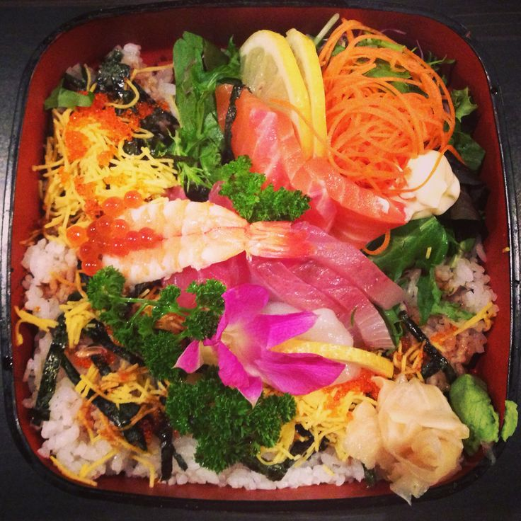 Most beautiful sushi box you've ever seen?