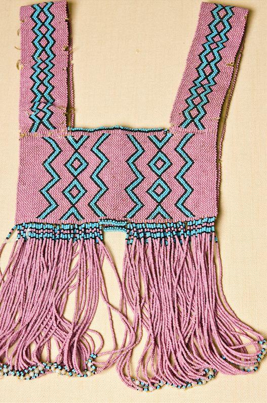 Mfengu beadwork vest (c) MAXHOSA BY LADUMA