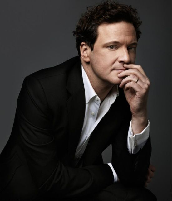 Colin Firth by Marco Grob