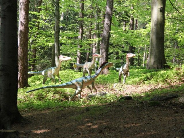 Dinopark, Szklarska Poręba