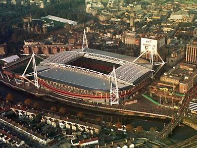Millennium Stadium | Cardiff | País de Gales