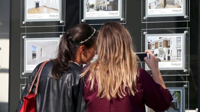 Homeownership among young middle-earners has 'collapsed' | News | The Times