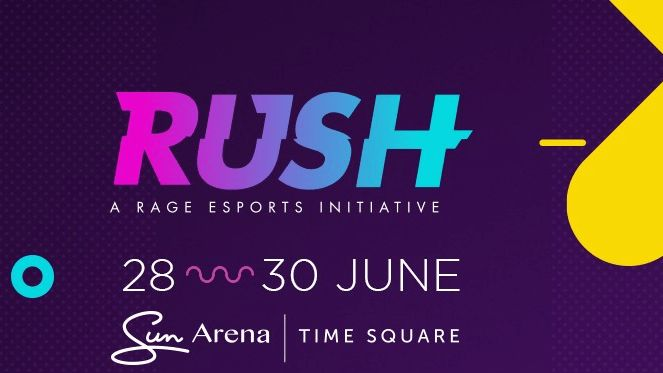 South Africa: Rush 2019 eSports event set for June 28