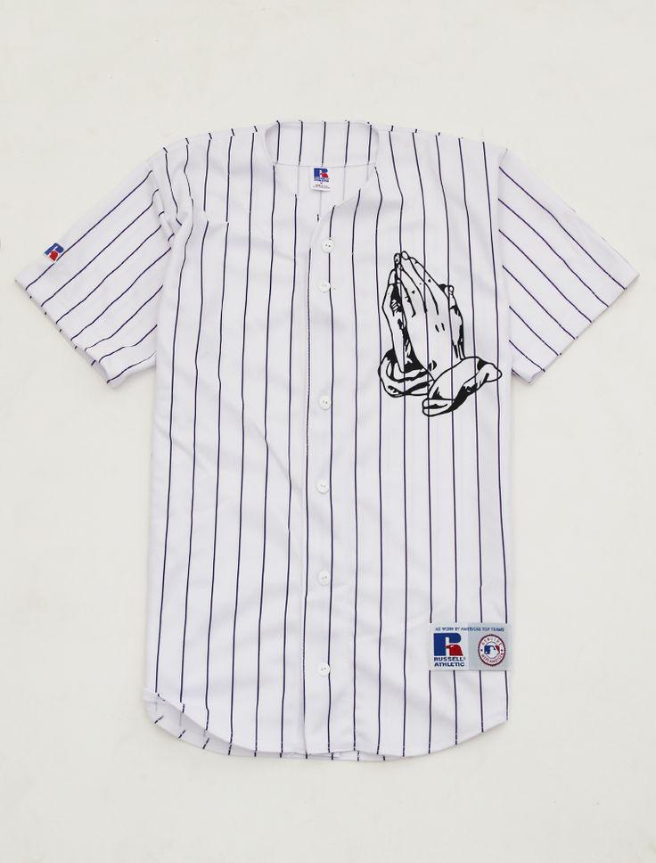 6 God baseball jersey shirt