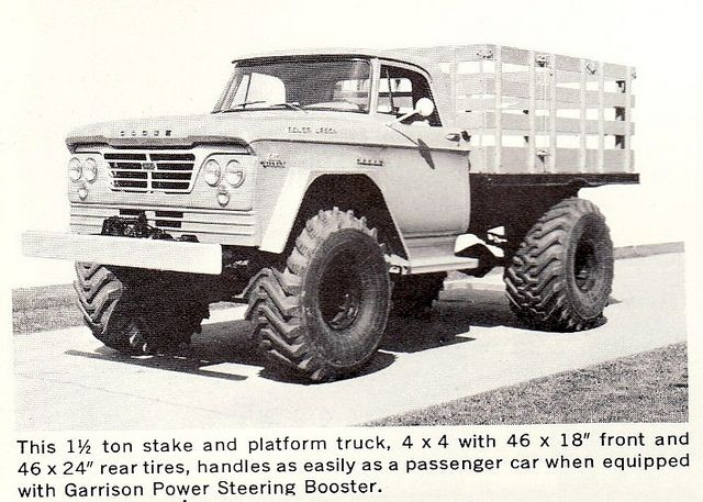 1963 Power Wagon! freaking awesome