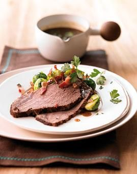 Sauerbraten mit Zimt - [LIVING AT HOME]
