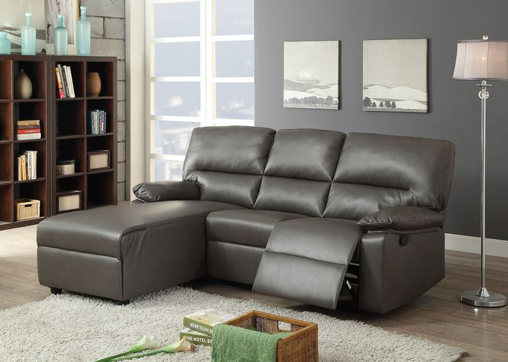 Acme Artha Gray Sectional Sofa 51560 In $598 Part 47