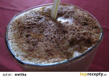 Krušnohorská ledová káva recept - TopRecepty.cz