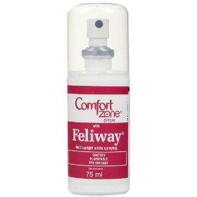 Feliway Comfort Zone spray