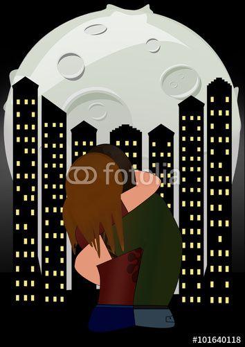 #abbraccio #affetto #amore #bacio #celebrazioni #coppia #cuore #festa #festività #fidanzati #luna #sanvalentino #sentimenti