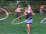Hula Hooping Classes, supplies, parties, dance and special events. Hula Hoops are supplied. Hand made adult hula hoops for sale.