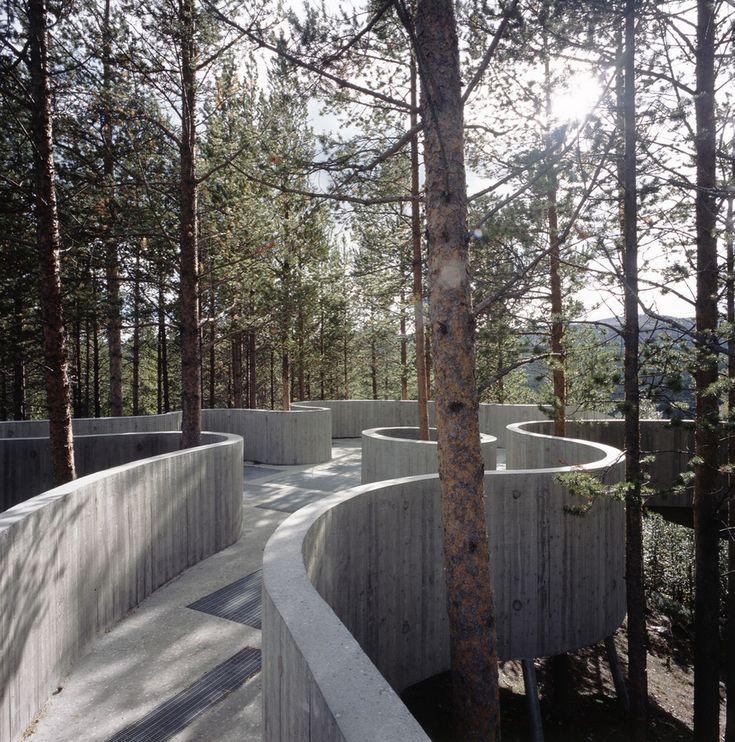 Galería de Plataforma Mirador Sohlberg / Carl-Viggo Hølmebakk - 4