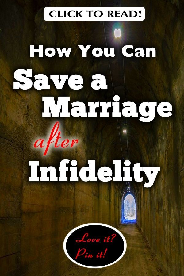 Save a Marriage After Infidelity - How You Can Rebuild Trust