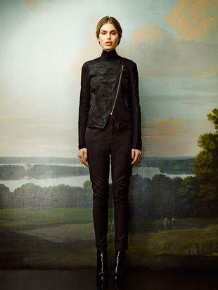 Rützou leather jacket and pants