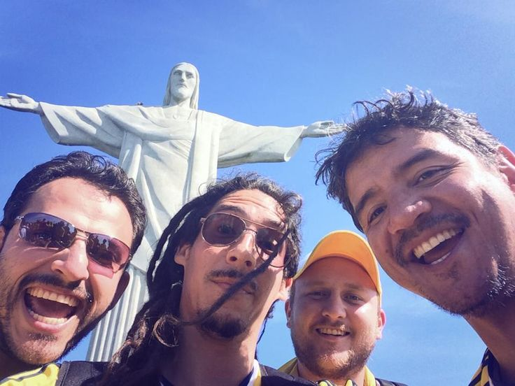 Rio de Janeiro, Brasil #HechoEnLAPOST: http://bit.ly/1py76H4