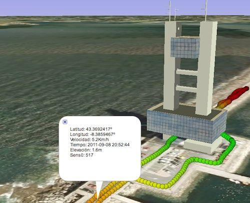 Haremos un logger que monitorizará nuestra posición. Explicaremos los formatos de datos gps, el montaje del proyecto, el código y la visualización de datos en Google Earth.