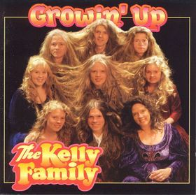 "The Kelly Family ""Growin' Up"" - It must've been fun growin' up a part of the Kelly family because you can tell they were close-knit."