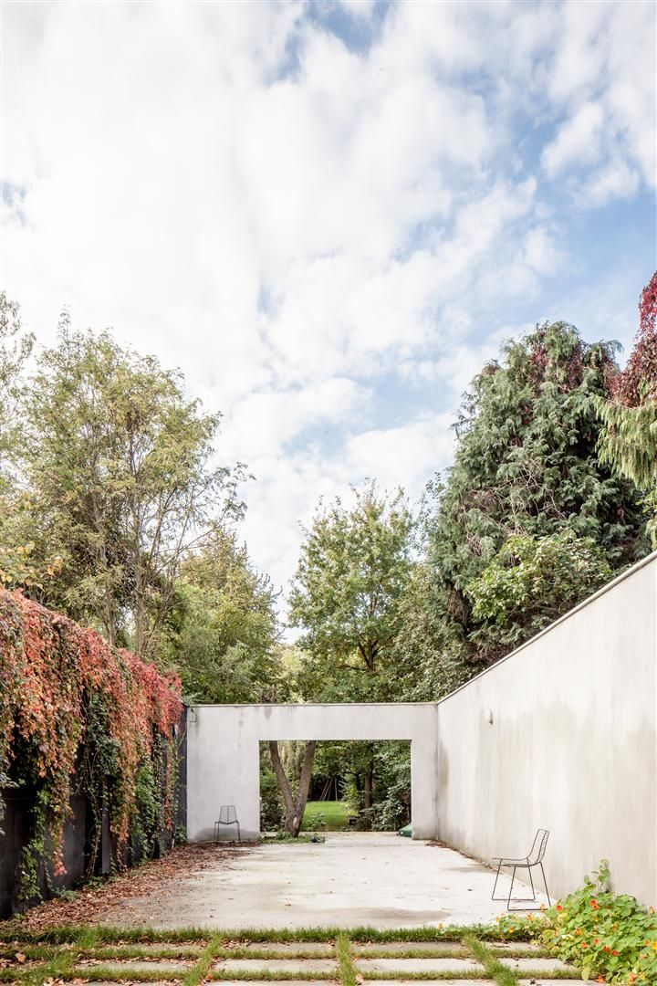 Atelier + woning Dhooge Meganck architecten