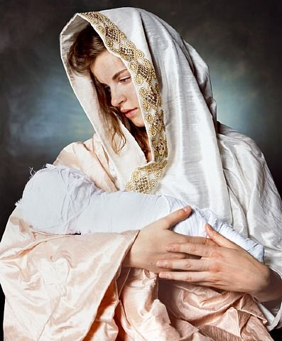 Mother and Child (Holy Works)