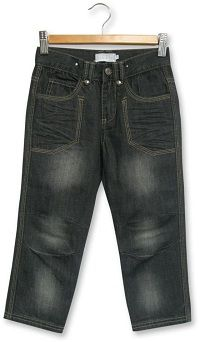 Jeans - Freshbaked Black Denim Jeans **Size 0 & 1 only**$29.95 #boysclothing #hollyandeddie  http://hollyandeddie.com.au/category_1/Boys-1-7.htm