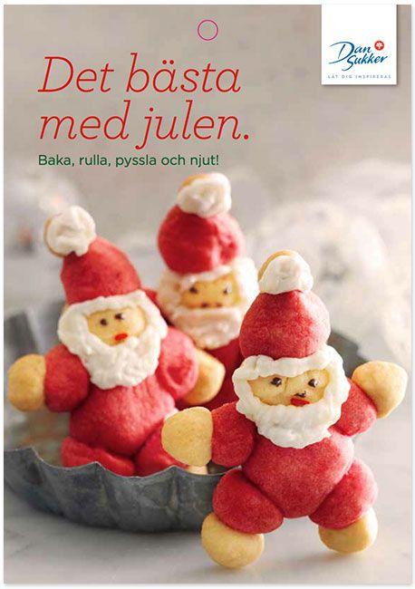 Julgodis recept - hemmagjort julgodis - Dansukker