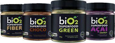 Bio2 Superfood - Bio2Organic Entregamos em todo Brasil